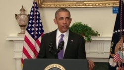 Obama on Iran, Prisoner Exchange, New Sanctions