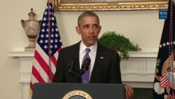 President Obama on Iran Nuclear Agreement, Prisoner Exchange, New Sanctions