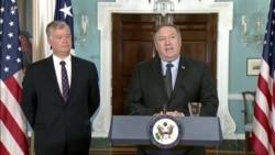 Pompeo Announces New US Special Representative for N. Korea