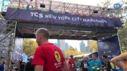 New York Maratonu'na 125 Ülkeden 52 Bin Kişi Katıldı