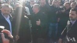 Naser Orić izlazi iz Suda BiH