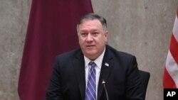 Державний секретар США Майк Помпео