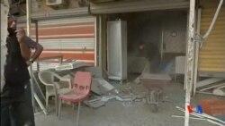 2015-10-06 美國之音視頻新聞: 伊斯蘭國聲稱只對伊拉克一宗襲擊負責