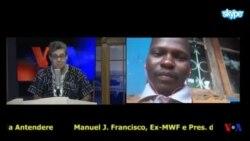 Manuel Jeque Francisco recebeu financiamento americano para o seu programa de ética