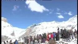 尼泊爾雪崩 至少20人喪生