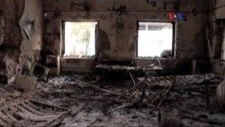 Ataque a hospital en Kunduz no fue crimen de guerra