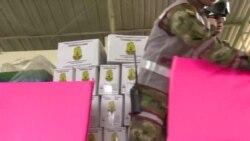 Colombia: Entrega de ayudas humanitarias en Mocoa