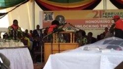 Tshisa .. ULorinda Mphoko LoMnangagwa ...