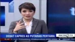 Laporan Langsung VOA untuk MetroTV: Pasca Debat Capres AS Putaran Pertama
