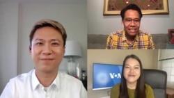 คุยข่าวกับ VOA Thai ในรูปแบบ work from home ประจำวันศุกร์ที่ 10 กรกฎาคม 2563