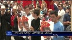 Protestë kundër gjykatës së posacme
