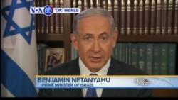 VOA60 DUNIYA: Ra'ayin Netanyahu Akan Iran, Afrilu 6, 2015