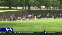Uashingtoni mbushet me vizitorë pavarësisht rrezikut nga pandemia