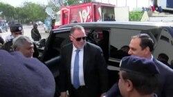 آئی سی سی کے سکیورٹی ایکسپرٹ کا نیشنل اسٹیڈیم کا دورہ