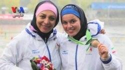 خبرهای هفتگی ورزش زنان در ایران