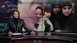 روزی با حجاب برای زن غیرمسلمان