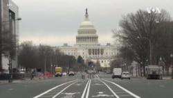 總統就職典禮前首都華盛頓進一步強化安全措施