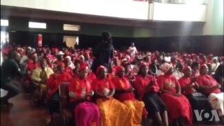 Kududuzwa Umdeni Kamuyi uMorgan Tsvangirai