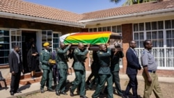 Leo Mugabe: Burial of Former President Robert Mugabe A Very Private Ceremony