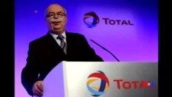 2014-10-21 美國之音視頻新聞: 法國道達爾石油CEO在莫斯科機場喪生