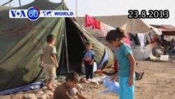 Cuộc chiến tại Syria ảnh hưởng tới ba triệu trẻ em (VOA60)