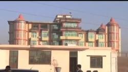 2012-11-14 美國之音視頻新聞: 阿富汗北約基地被襲十多人受傷