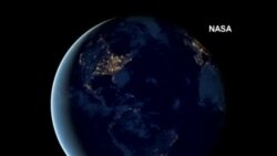 Sayyoramizga samodan nazar/Earth at night, NASA Scenics