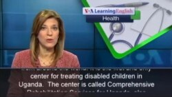 Center Helps Uganda's Disabled Children