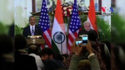 US, Indian Leaders Vow New Chapter in Relations