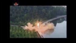 Nokor Missile Reax
