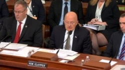 US Director of National Intelligence James Clapper Submits Resignation