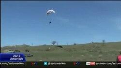 Fluturimet sportive nga ajri në Shqipëri