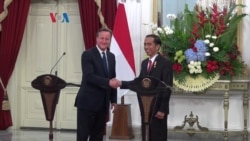 Terima Kunjungan PM Inggris, Presiden Jokowi Minta Bebas Visa Bagi WNI