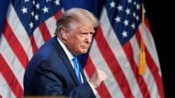 သမၼတ Trump ကုိ ရီပတ္ဘလီကန္ပါတီရဲ႕သမၼတေလာင္းအျဖစ္ တရား၀င္ေရြးခ်ယ္