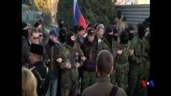 俄軍佔領在克里米亞的最後一個烏克蘭主要軍事基地