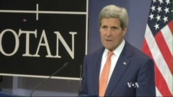 Kerry Discusses Security Challenges with Middle Eastern Officials