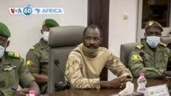 Mali: Visi Perezida w'Agateganyo Yakuyeho Perezida na Minisitiri w'Intebe