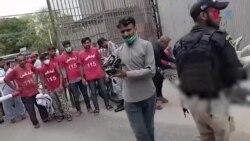 پاکستان اسٹاک ایکسچینج کی عمارت پر مسلح افراد کا حملہ