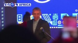 VOA60 Africa - Obama, South Africans Mark Centennial of Mandela Birth