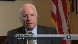 Завдяки чому Савченко на волі розповів Маккейн, він хоче з нею зустрітись. Відео