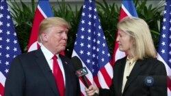 Що здивувало Дональда Трампа в розмові з Кім Чен Ином. Відео