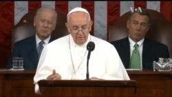 Папа розповів США, як ставитись до біженців, іммігрантів. Відео