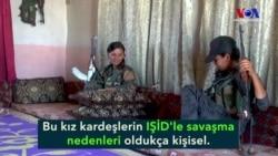 IŞİD Militanlarıyla Evlenmeye Zorlanan Kadınlar Şimdi Örgütle Savaşıyor