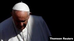 ပုပ္ရဟန္းမင္းႀကီး Francis