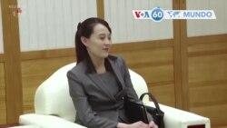Manchetes mundo 10 Agosto: Irmã de Kim Jong-Un critica Coreia do Sul