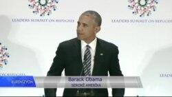 سەرۆک ئۆباما داوای یارمەتیدانی پەنابەران لە جیهان دەکات