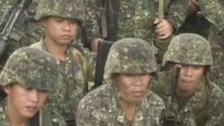 Mỹ, Philippines bắt đầu tập trận ở Biển Đông