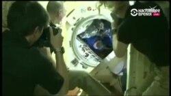Экипаж корабля «Союз МС-02» перешел на борт МКС