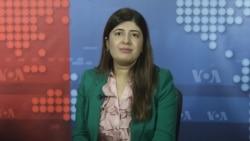 Mahwash Jaleel, VOA Deewa