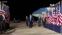 總統大選辯論臨近,特朗普要求拜登藥檢